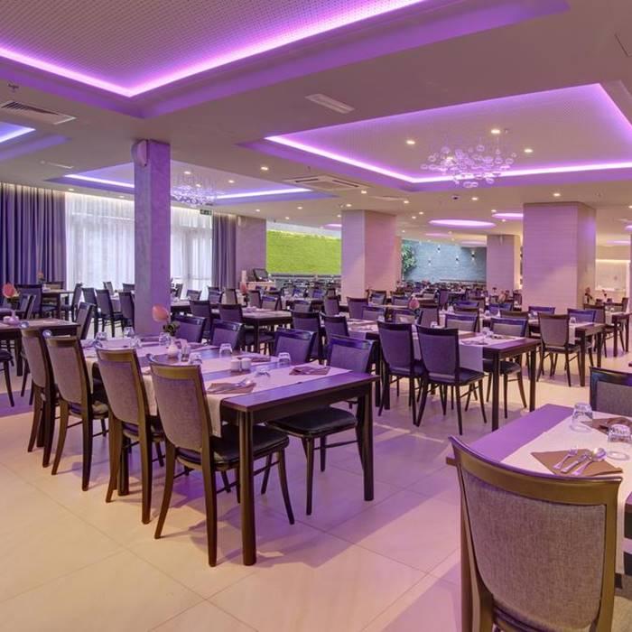 Hotel Lero Dining area