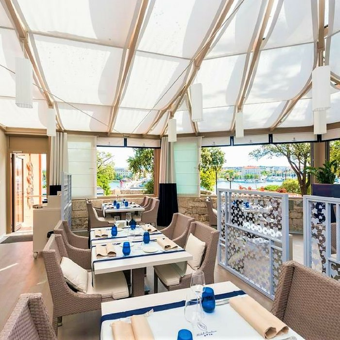 Bastion Hotel Heritage, Zadar outdoor dining facilities