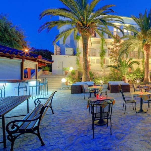 Hotel Adriatica garden