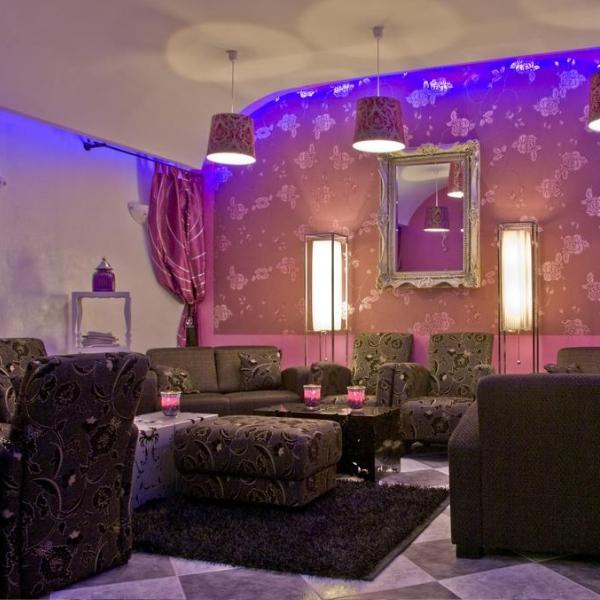 Hotel Adriatica lounge