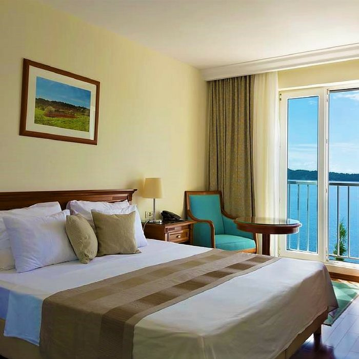 Hotel Bozica, Sipan island double room with balcony