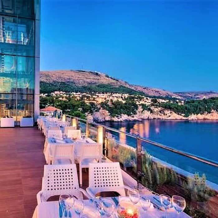 Rixos libertas hotel restaurant