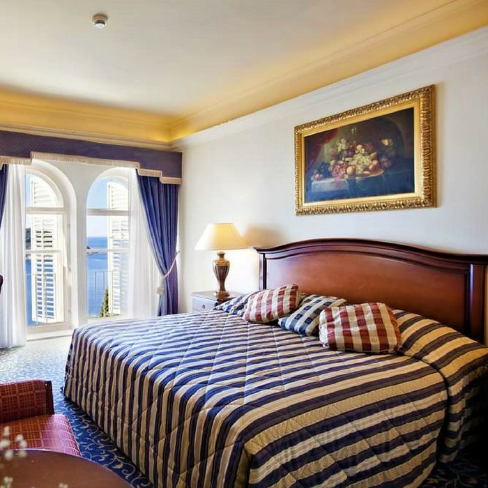Grand Villa Argentina, Dubrovnik double bed room