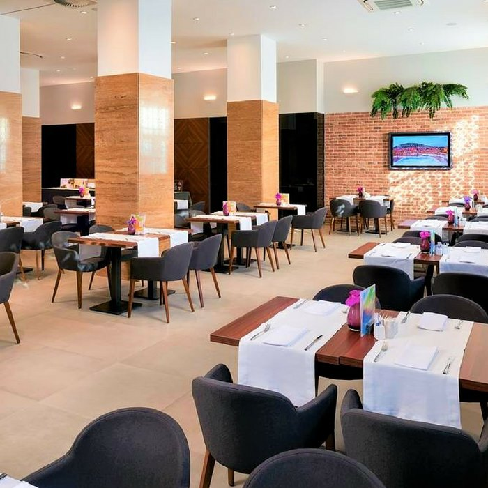 Hotel Cornaro, Split dining indoor facilities
