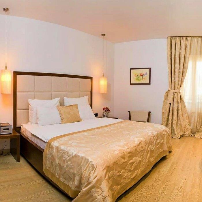 Hotel Marmont, Split comftrable and cosy bedroom