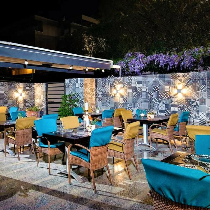 Boban Luxury Suite, Split outdoor dining facilities