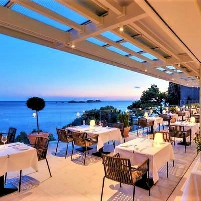 Hotel More, Dubrovnik outdoor romantic dining facilities