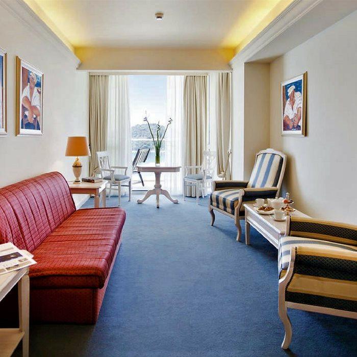 Grand Villa Argentina, Dubrovnik lounge
