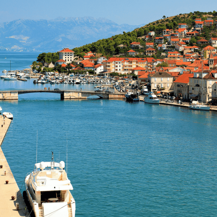 Trogir Bridge