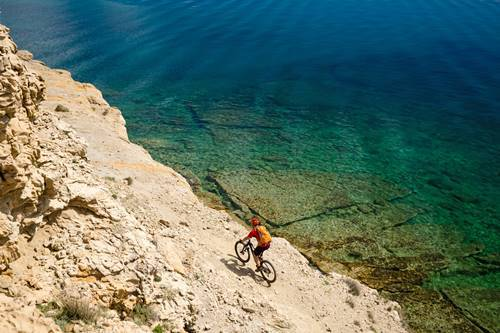 Cycling in Croatia