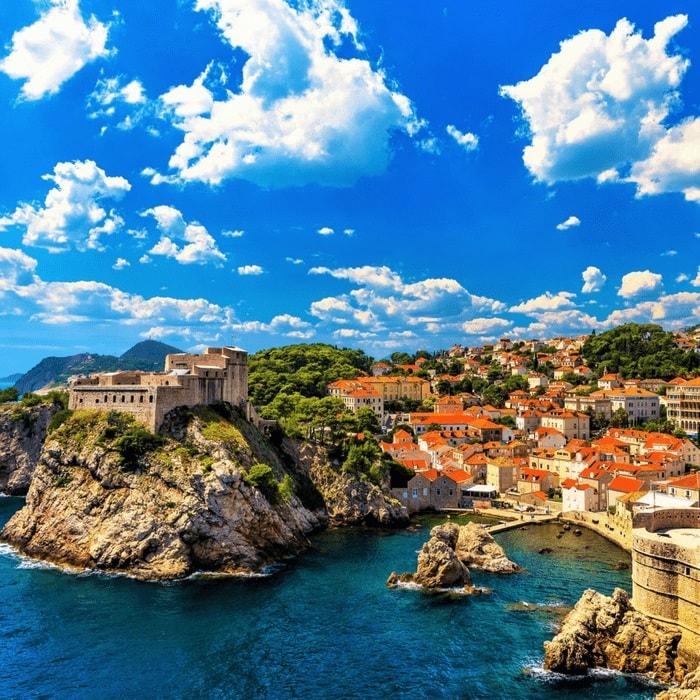 Dubrovnik City Fortress