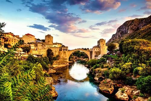 Bosnia panorama