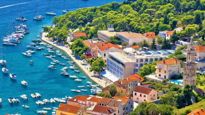 Croatia, Hvar Island