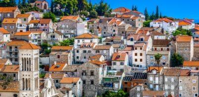 Hvar medieval town