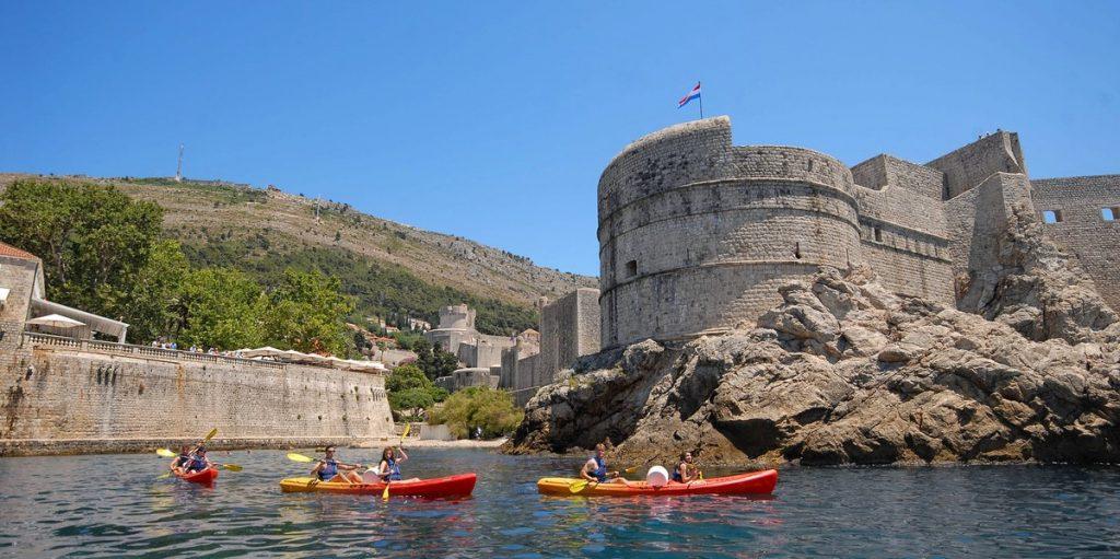 Kayak Dubrovnik