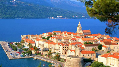 Croatia, Korcula, Unforgettable Croatia