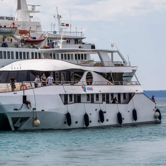 MV Adriatic Queen ship