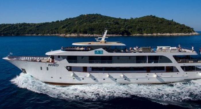 Infinity Cruise Ship
