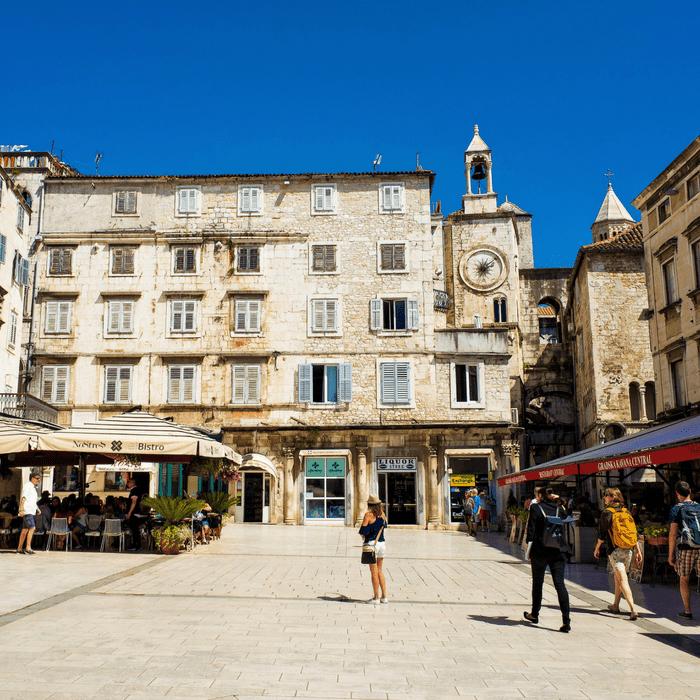 Pjaca square