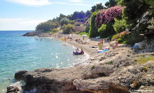 Scedro beach, Hvar, Croatia, Unforgettable Croatia
