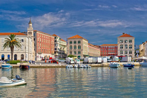 Split Harbour, Split, Croatia, Unforgettable Croatia