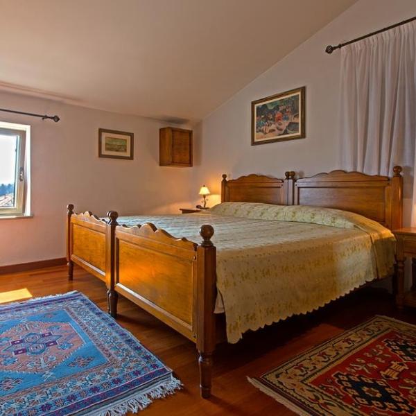 Tuttoretto bedroom