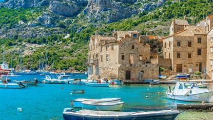 Croatia, Vis Island