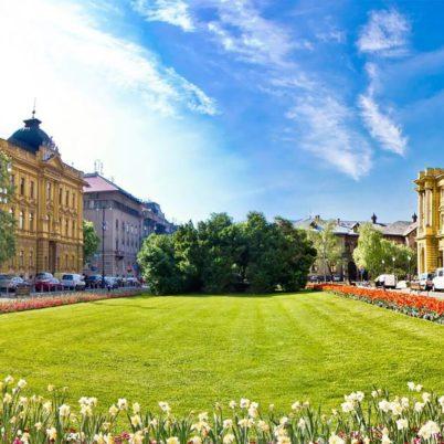 Zagreb theater
