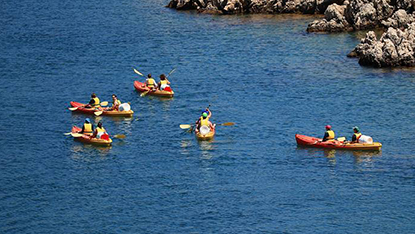 Kayaking in Dubrovnik, Unforgettable Croatia