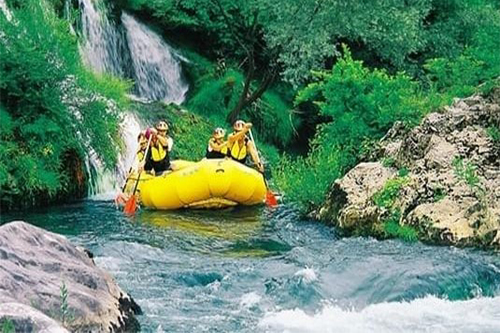 Rafting, Split, Croatia, Unforgettable Croatia