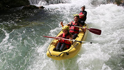 White Water Rafting in Croatia, Unforgettable Croatia