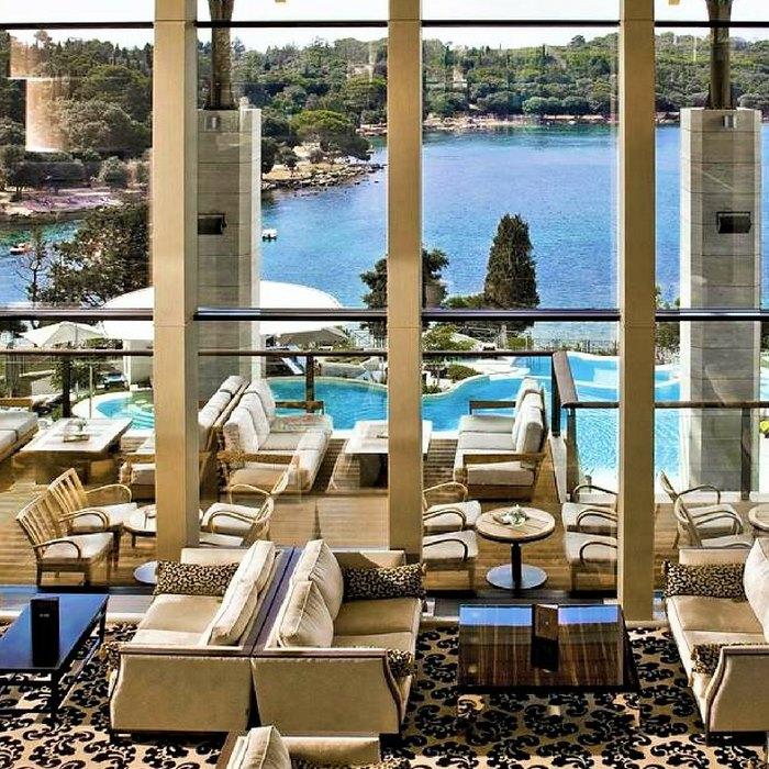 Hotel Monte Mulini lounge