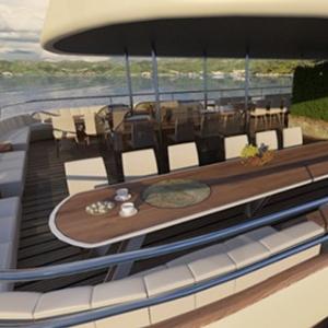 MS Sea Swallow deck