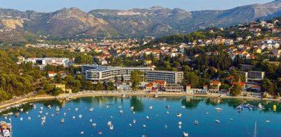 Hotel Sheraton, Dubrovnik full sea view of hotel