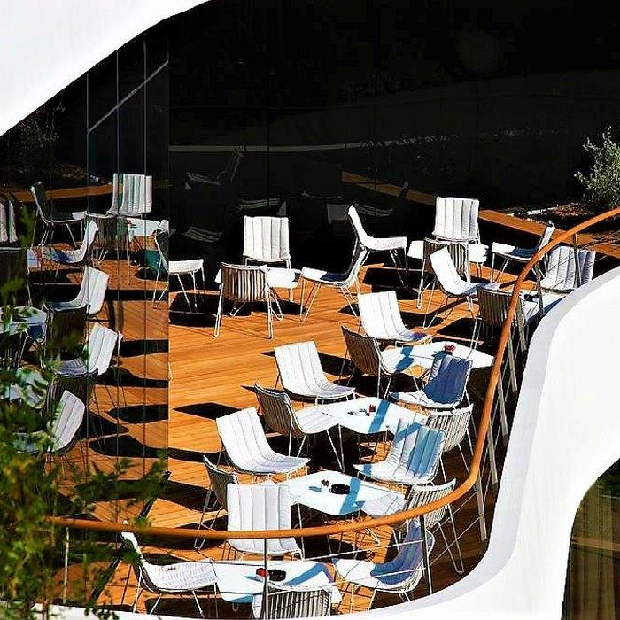 Hotel Lone terrace