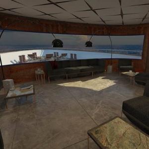 MS Sea Swallow lounge