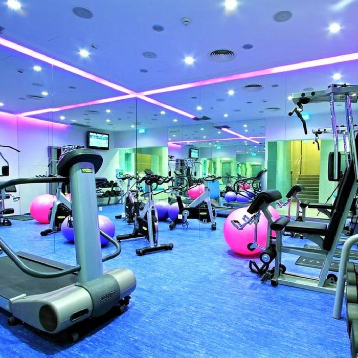 Hotel Luxe, Split indoor gym