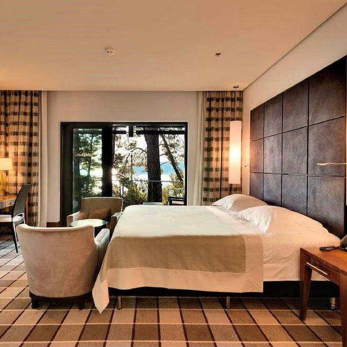 Hotel Monte Mulini room