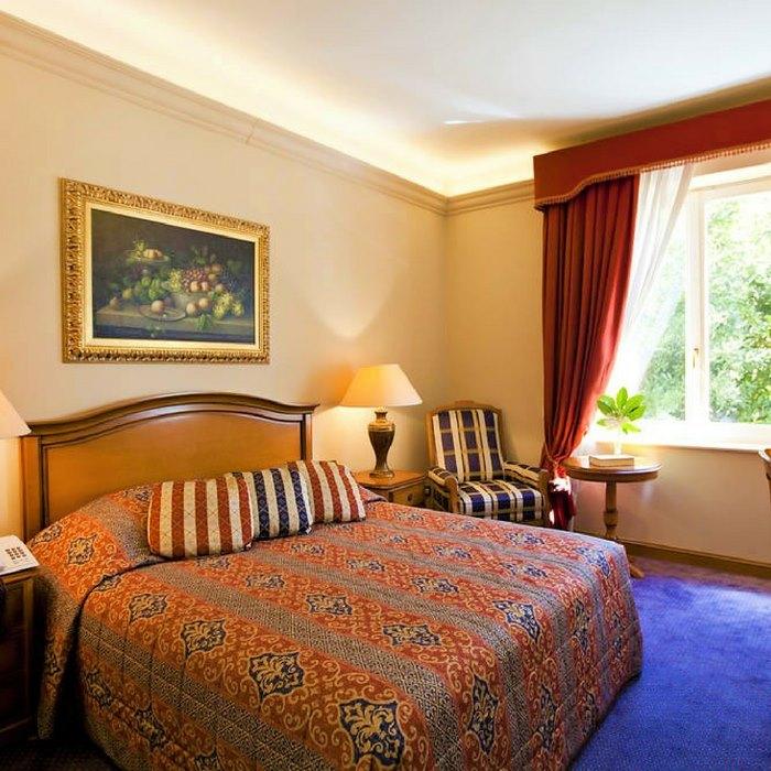 Villa Glavic, Dubrovnik doube bed vintage room