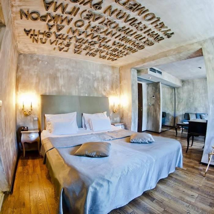 Boutique Hotel Astoria, Kotor double bed specious bedroom