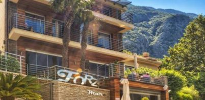Boutique Hotel Forza Mare, Kotor street view