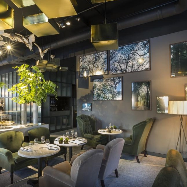 Hotel Adriatic lounge