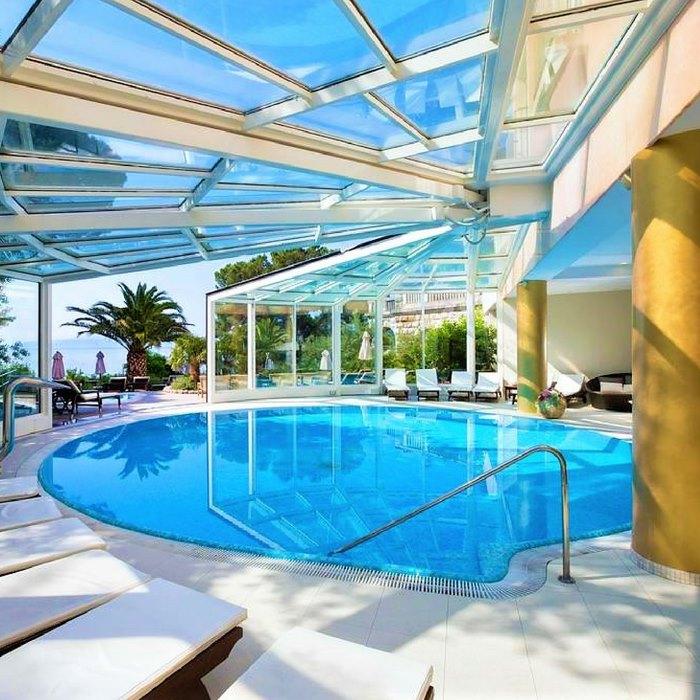 Hotel Milenij pool