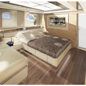 MS Sea Swallow cabin