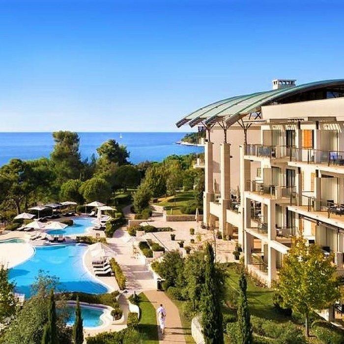 Hotel Monte Mulini pool