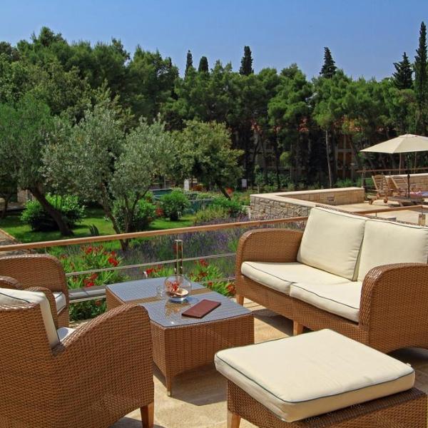 Hotel Amor terrace