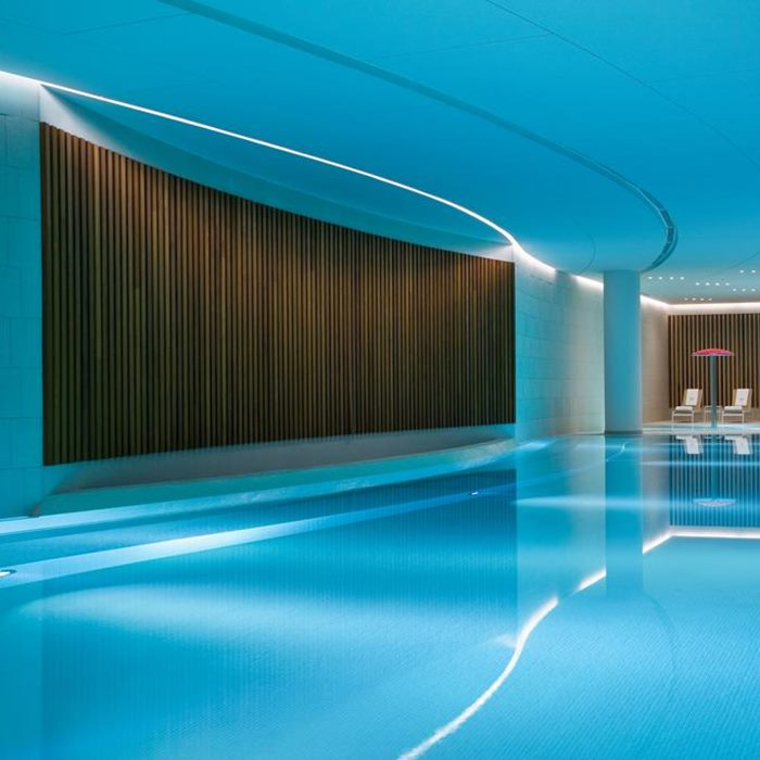 Hotel Sheraton, Dubrovnik indoor pool and spa