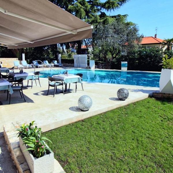 Hotel Arupinum pool