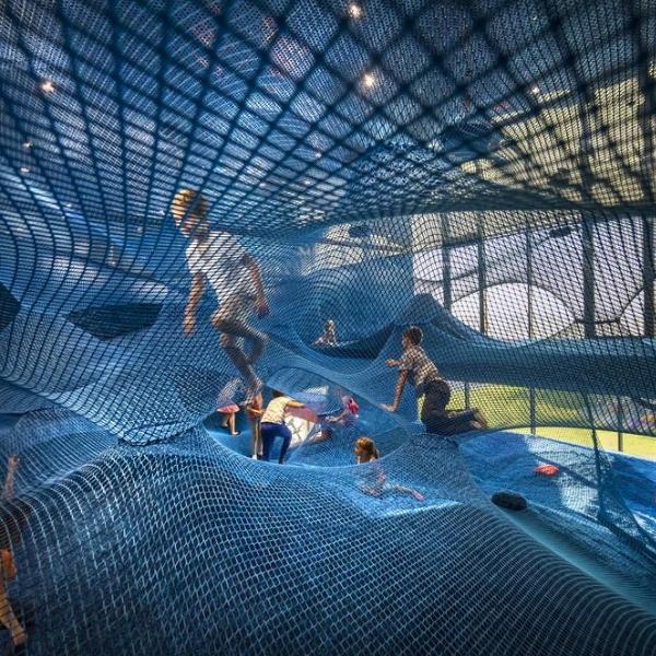 Family Hotel Amarin children playroom