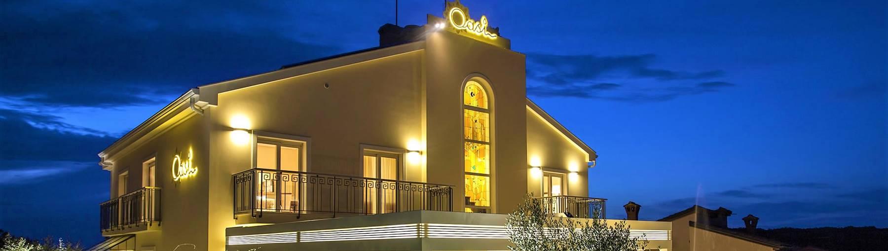 Boutique Hotel Oasi